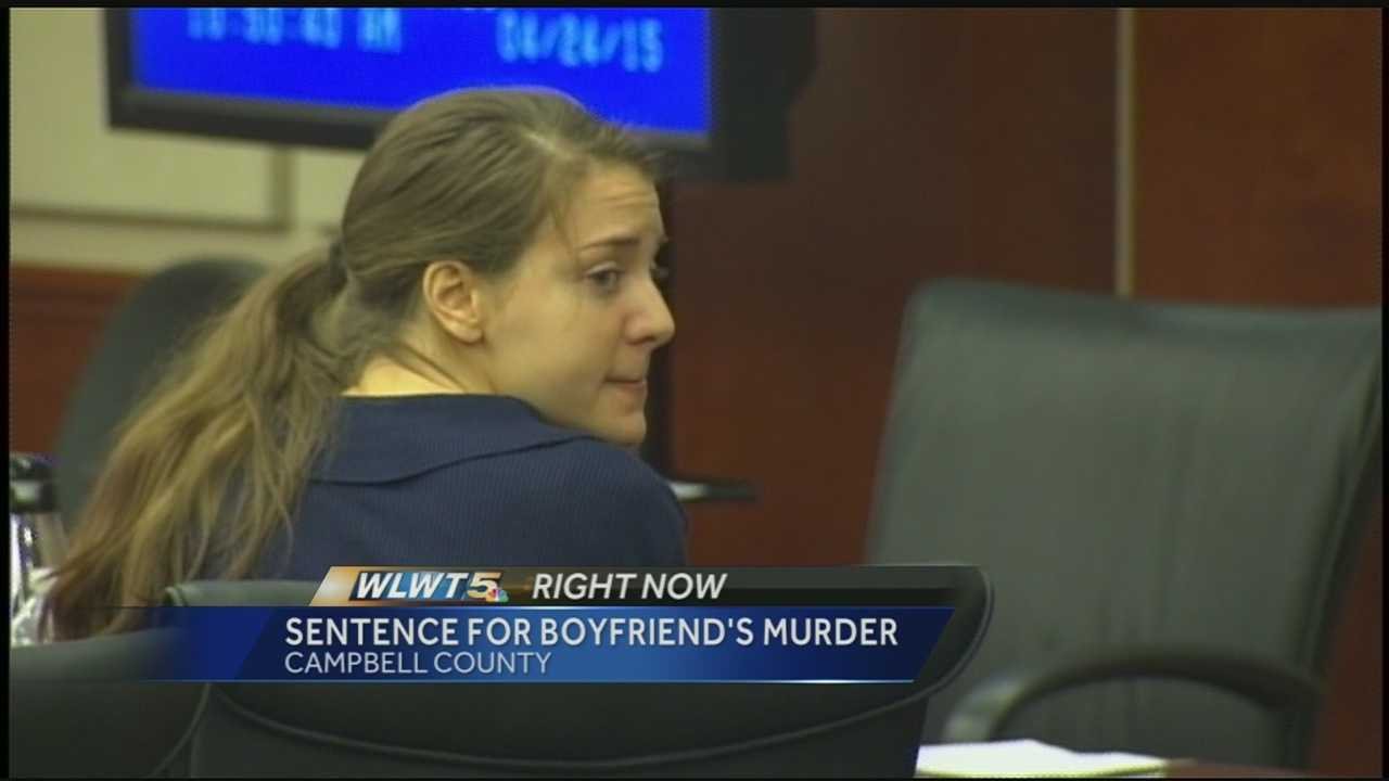 Jury considers sentence for Shayna Hubers after finding her guilty of murder in the death of Ryan Poston.