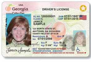 License expires after 5 or 10 years at the discretion of the driver. Veterans driver's licenses are valid until age 65.