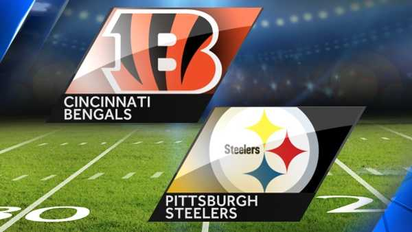Week 8: Bengals at Pittsburgh SteelersNovember 1, 20151:00 p.m.