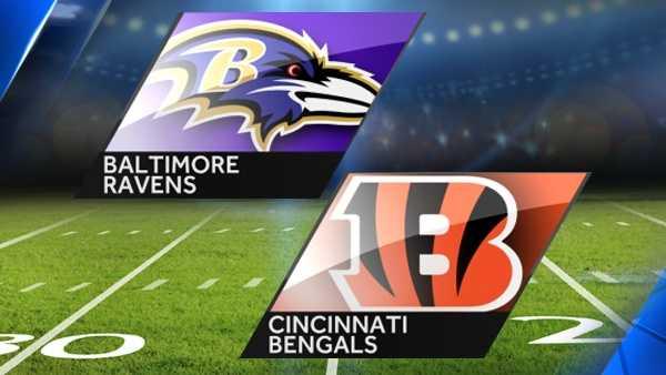 Week 17: Baltimore Ravens at BengalsJanuary 3, 20161:00 p.m.