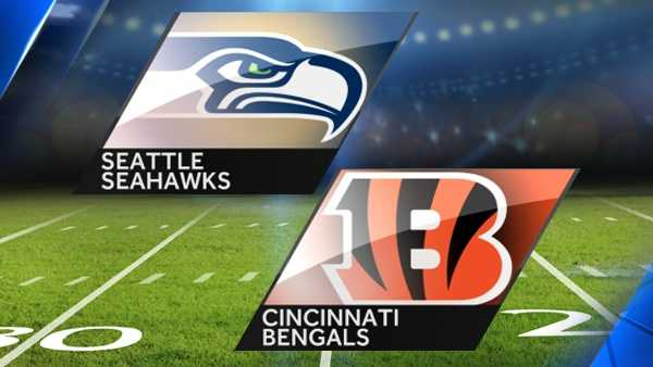 Week 5: Seattle Seahawks at BengalsOctober 11, 20151:00 p.m.