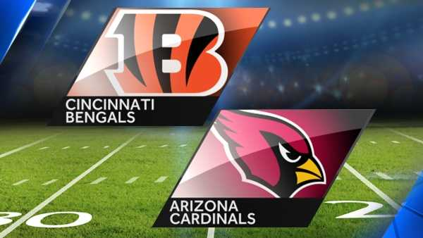 Week 11: Bengals at Arizona CardinalsNovember 22, 20154:05 p.m.