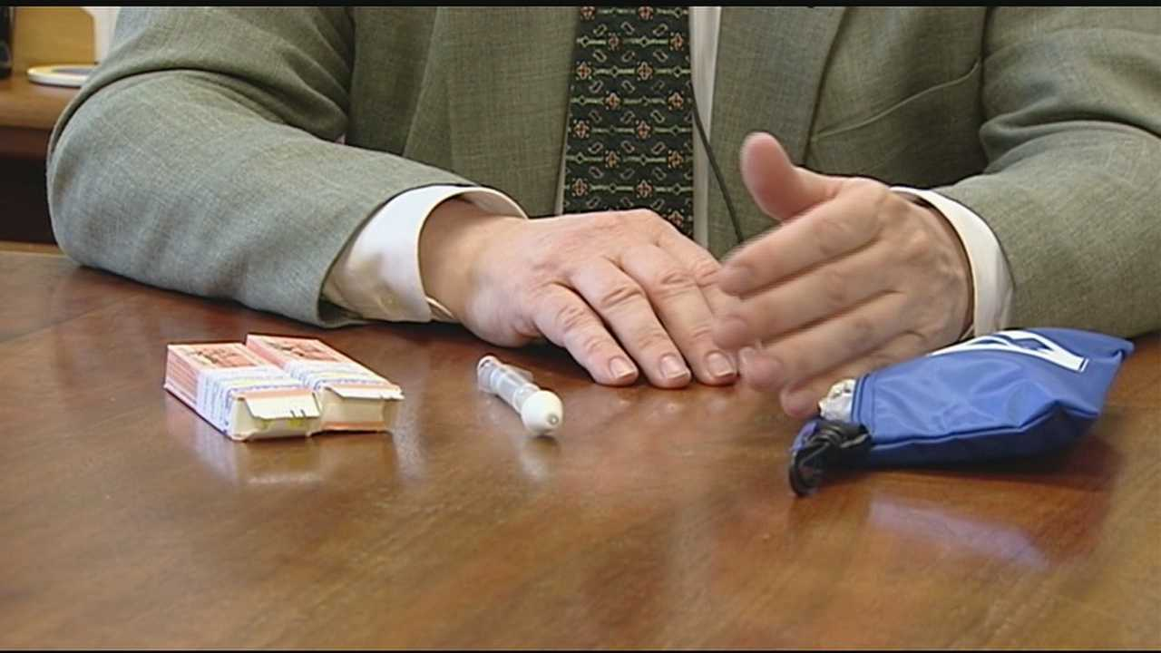 Walgreens stores in Cincinnati have made Narcan available to those with a prescription.