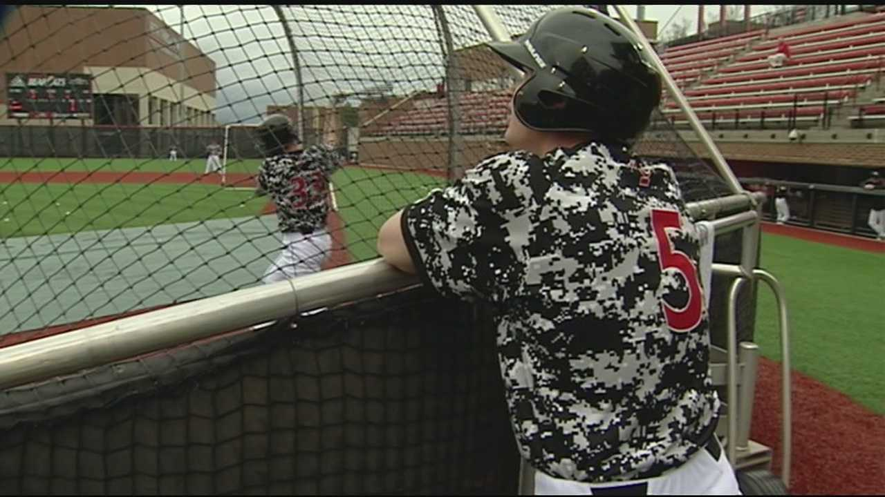 UC baseball player Ian Happ is a top prospect in the 2015 MLB draft.