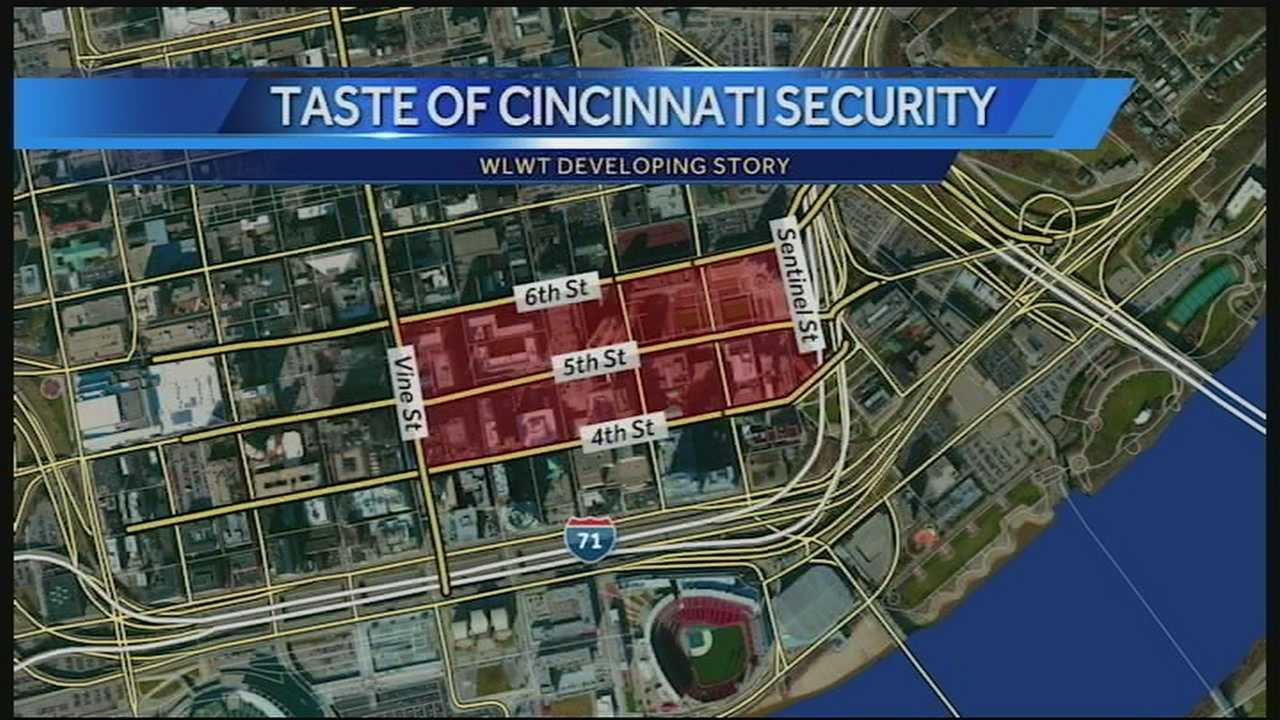 """We've upped security our police presence and we have others that we'll be utilizing as well like citizens on patrol and faith based leaders around the events also,"" Amy Murray, with Cincinnati City Council, said."