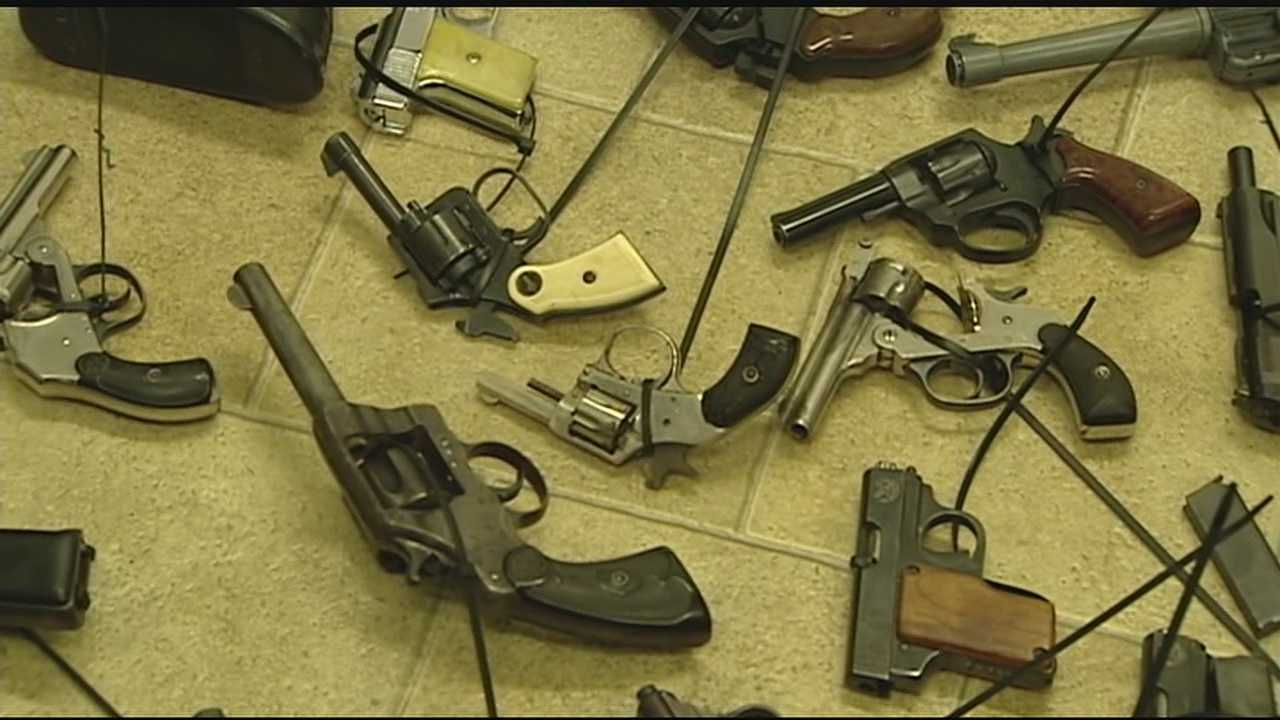 A new report showed a disturbing trend in gun violence in Cincinnati. Through May 24 of this year, 162 people were victims of gun violence, the highest total in an eight year span, according to the University of Cincinnati's Institute of Crime Science study presented to Cincinnati City Council's Law and Public Safety Committee.