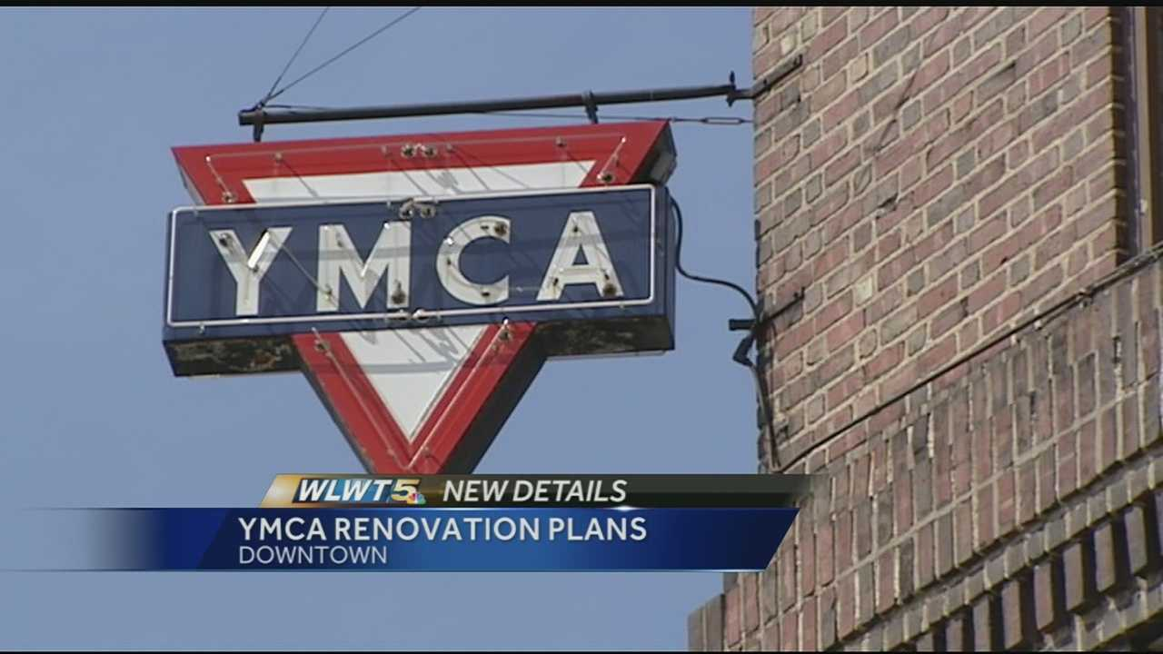 The details of what is going in to a multi-million dollar renovation of downtown's YMCA was released.