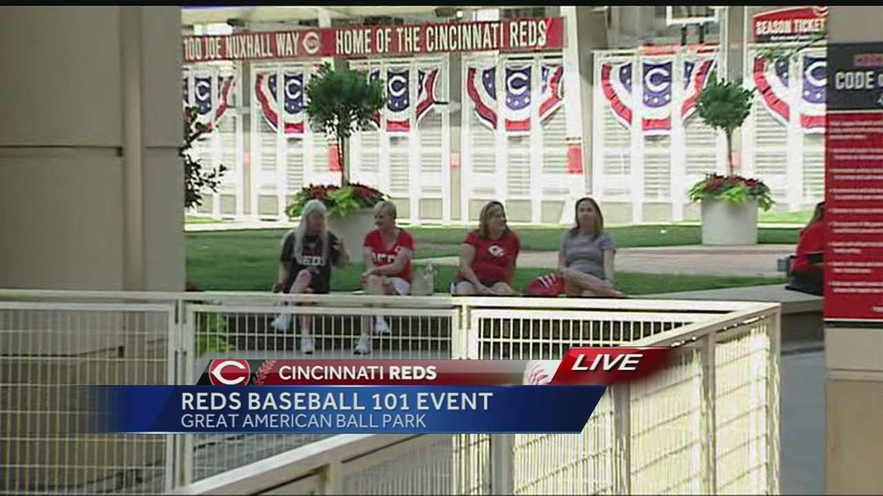 A NIGHT OF THEIR OWN-- REDS EVENT
