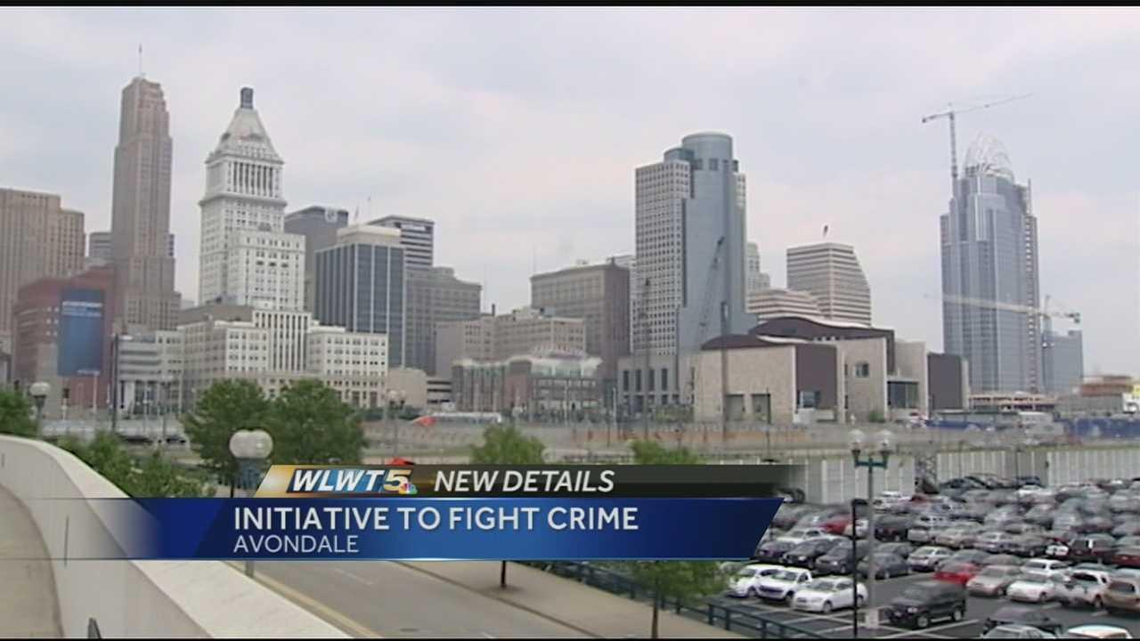 New initiative to fight crime in Cincinnati