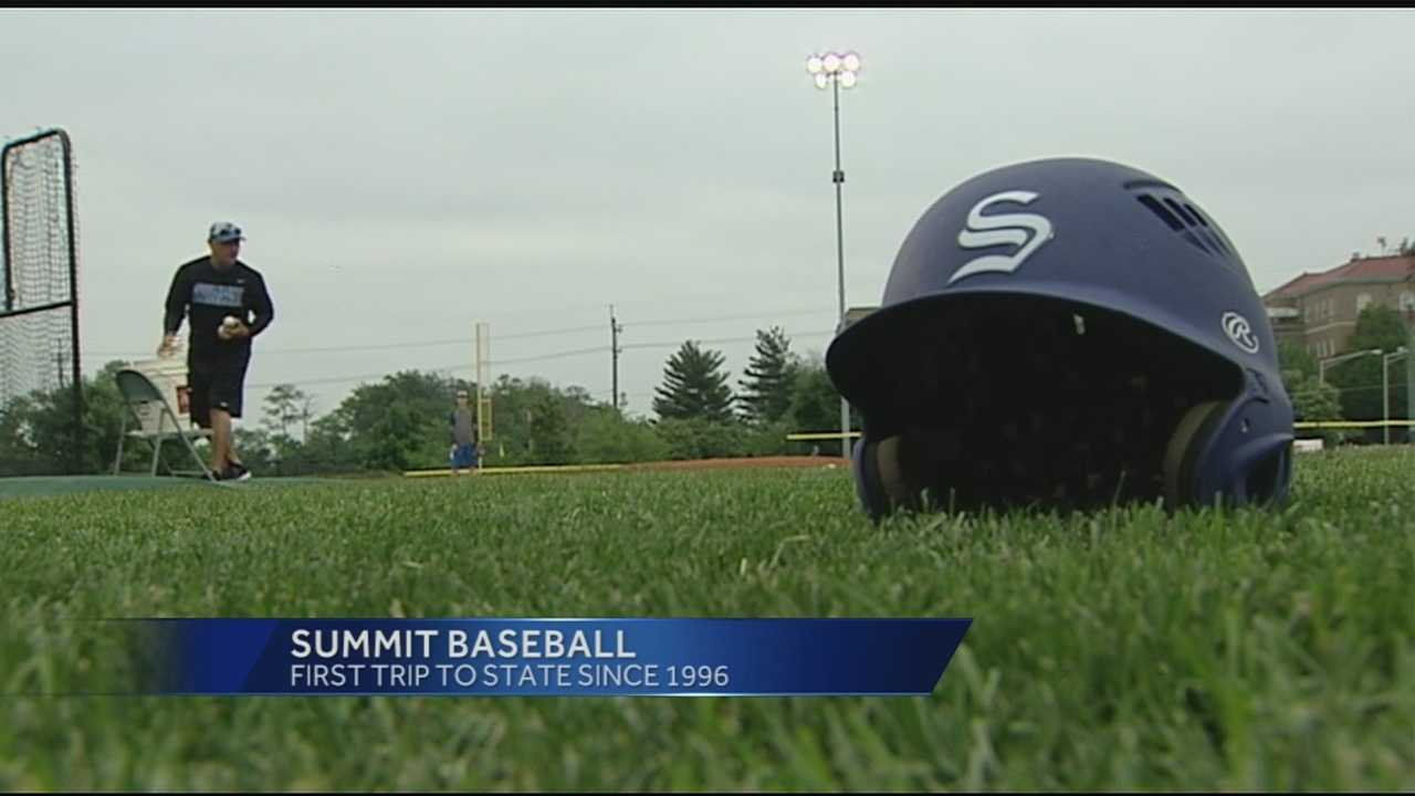 Summit Country Day H.S. baseball has hopes of state championship