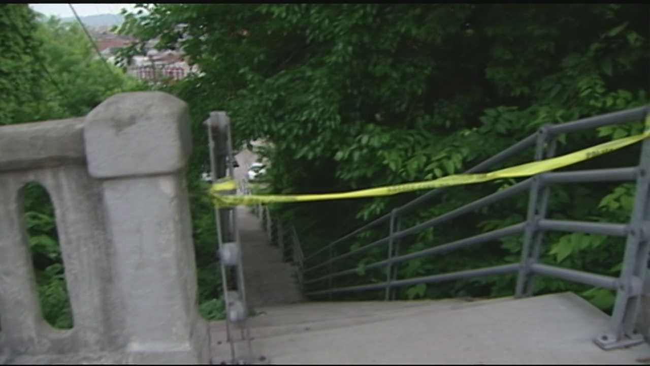 Investigators have discovered a decomposing body in the woods between McMicken and West Clifton.