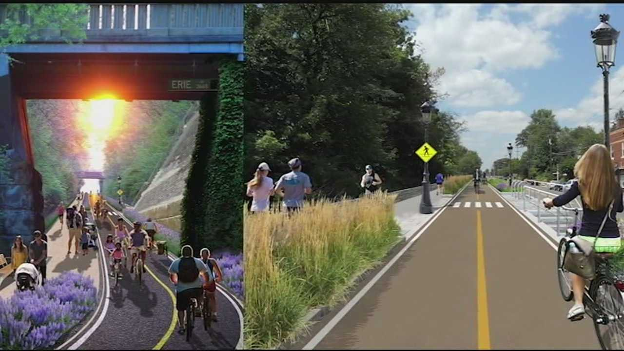 The Wasson Way bike trail is in the works and is predicted to be completed within the next two years.