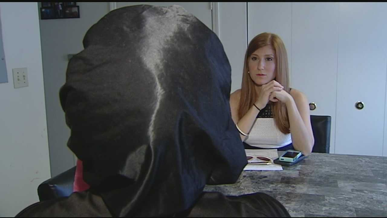 Woman shot six times on I-75 speaks with WLWT about her experience.