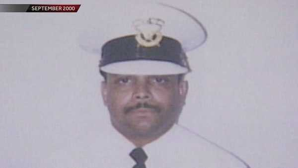 Kim is the first police officer to die in the line of duty since Officer Kevin Crayon was killed in 2000.Watch this story