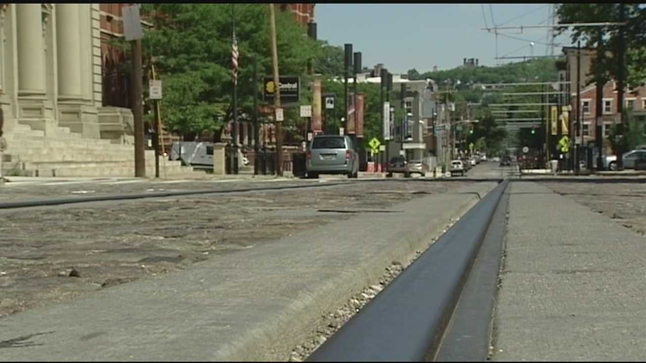 A surprise switch Wednesday afternoon has changed the dynamic for the Cincinnati streetcar operation.