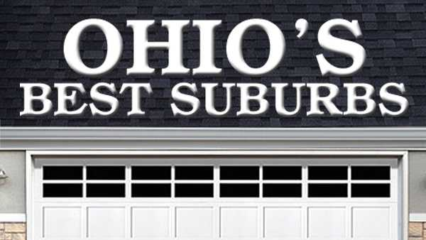 The website niche.com ranked Ohio's best suburbs based on overall livability and quality of life of an area at the suburb level. This grade takes into account education, crime rates, housing, jobs, weather and more. For the total breakdown, visit niche.com.
