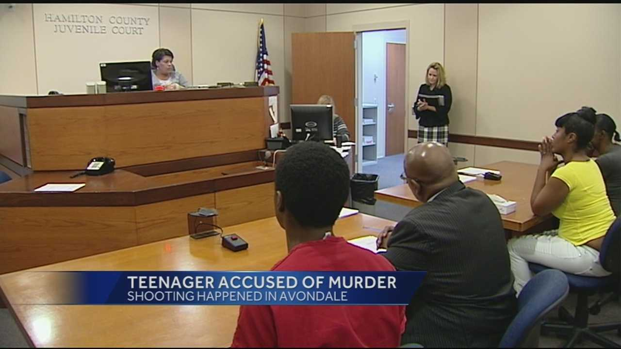 A teenager charged with murder in a Avondale shooting will probably wind up in adult court over the death of a man he considered a friend. The 16-year-old appeared in front of Magistrate Catherine Kelley on Monday morning. He turned himself in over the weekend on a charge of murder, but he is facing several other unrelated charges, too.