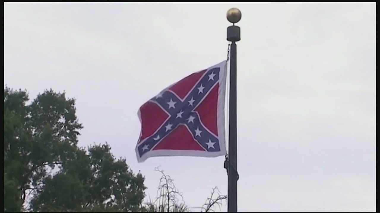 The woman who climbed a flag pole at the South Carolina State House and removed the Confederate flag has ties to Cincinnati. Bree Newsome's father is the president of the National Underground Railroad Freedom Center.