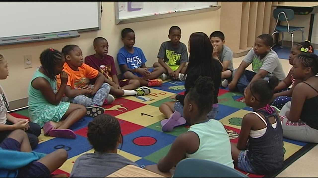 As of last summer, roughly 40 students were enrolled in the Camp HOPE program at Lincoln Heights Elementary School. Leading into this year, the eighth year, directors expected a small increase in attendance.