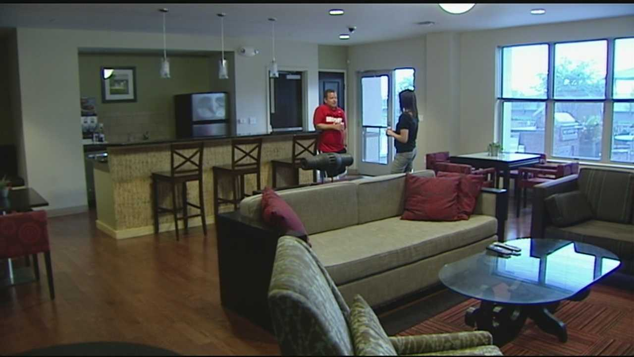 Renters near Great American Ball Park are cashing in during the All-Star game by renting out their apartments for tourists coming to town for the All-Star Game.