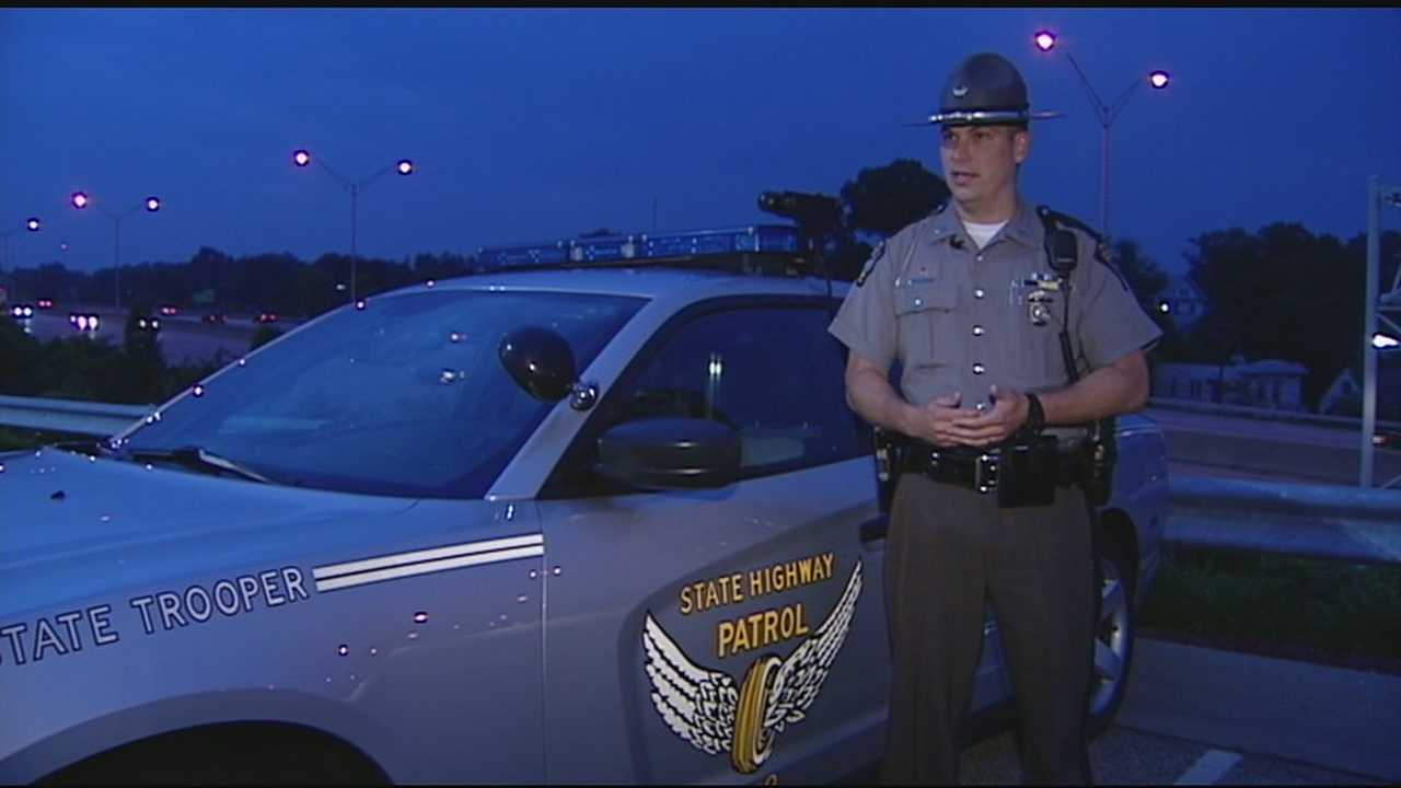 More officers are patrolling area roadways as holiday travel picks up for the 4th of July weekend. From midnight Thursday through midnight Monday, Ohio State Highway Patrol officers are using every resource they have to help drivers get to their 4th of July destinations safely.
