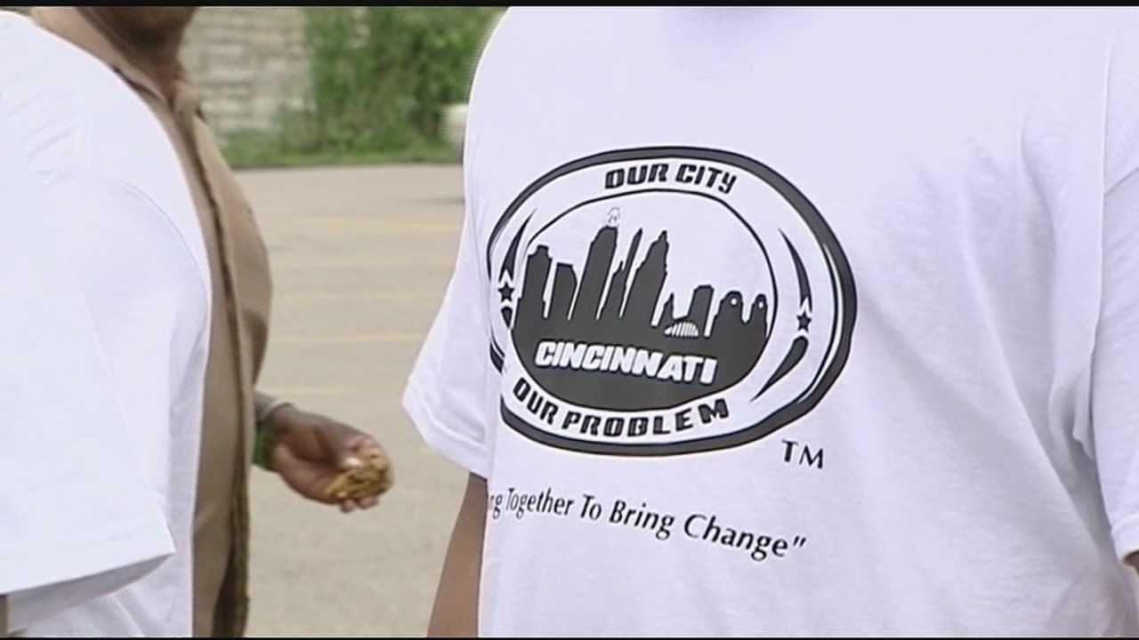 "Violence on Cincinnati streets has made for an alarming and bloody start to early summer. Friday, there was a new push to curb shootings and reduce the level of street-violence in the city's neighborhoods. A small, but highly-motivated group of citizens called ""Our City, Our Problem"" began walking the streets of Avondale to try their own approach."
