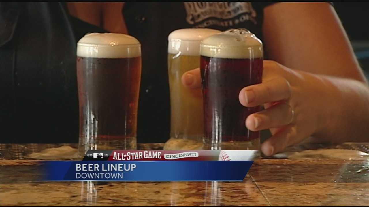 Do you want to get the All-Star action but without the impact on your pockets? Some breweries in Greater Cincinnati are giving you the atmosphere, the competition and of course, the beer, to go right along with your All-Star plans.
