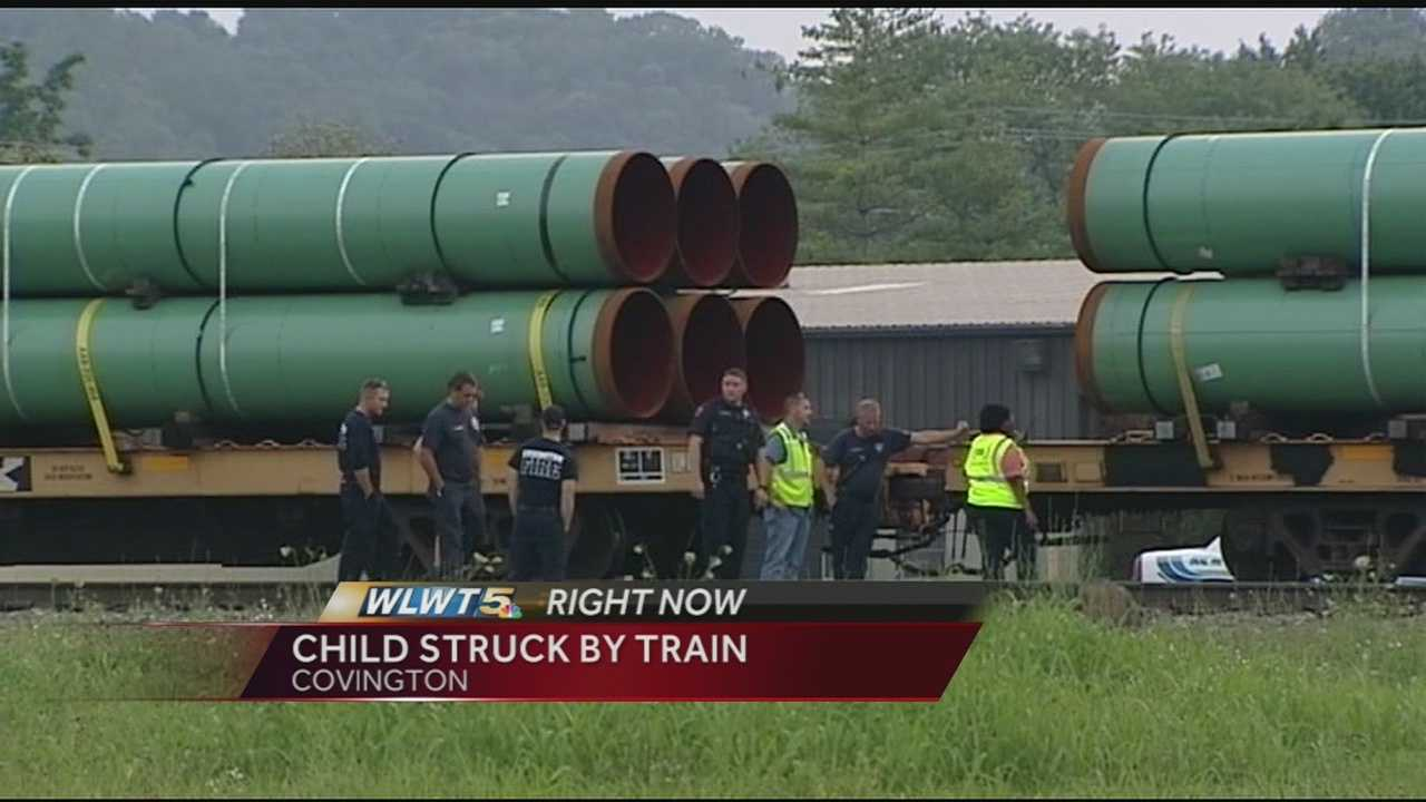Officials said they are working with CSX investigators to determine cause and circumstances behind the incident.