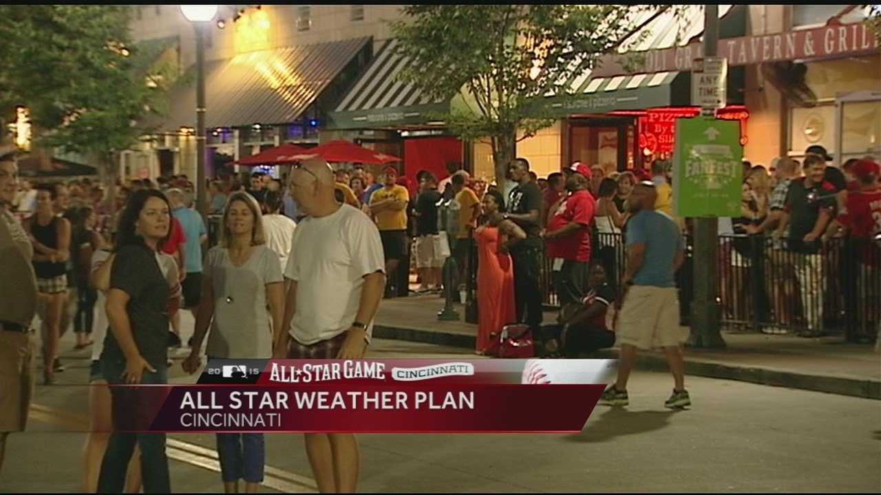 Officials address threat of severe weather for All-Star Week