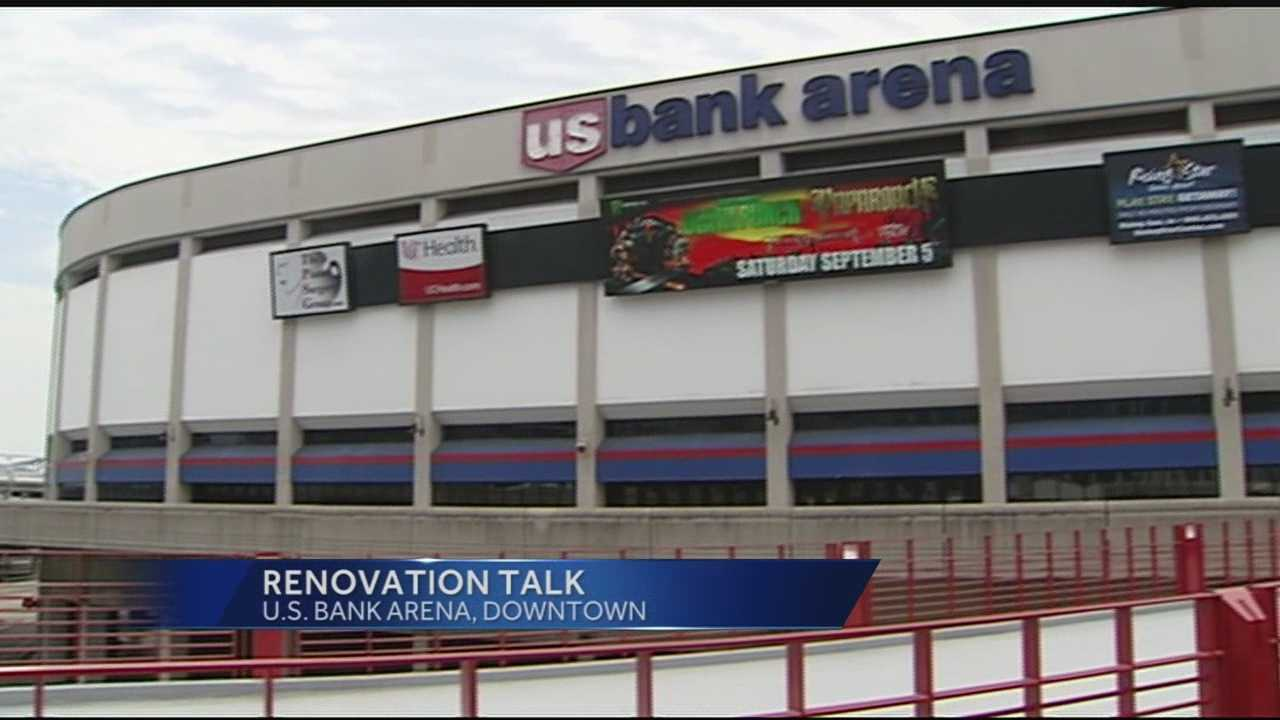 Upgrading the old U.S. Bank Arena would cost somewhere in the neighborhood of $100 million. But some said the price of doing nothing is costing the city much more.