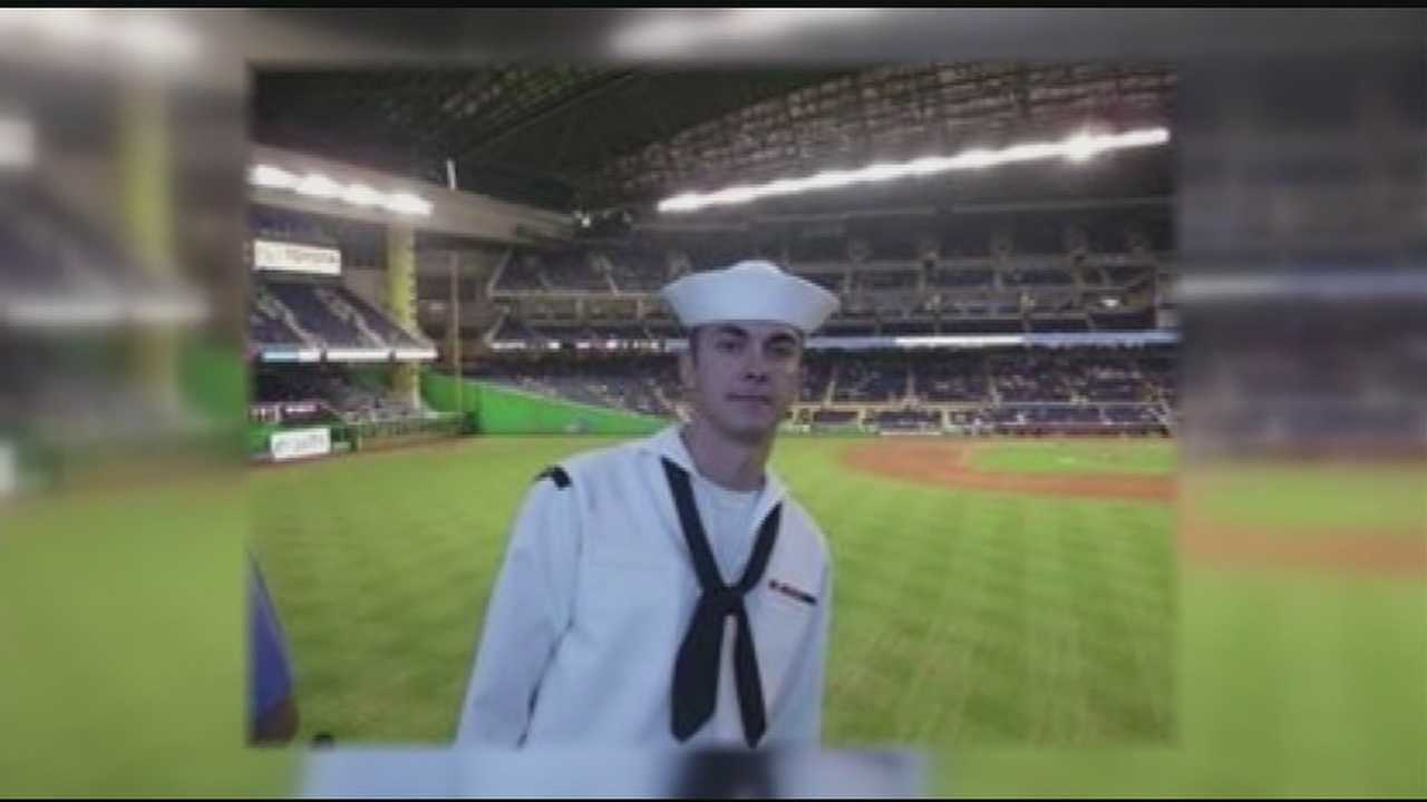 There are about 4,000 people in the village of Paulding, Ohio, and Saturday residents were mourning the loss of one of their own. U.S. Navy Petty Officer Randall Smith died early Saturday after getting shot during the attack on the Navy Operational Support Center in Chattanooga, Tennessee.
