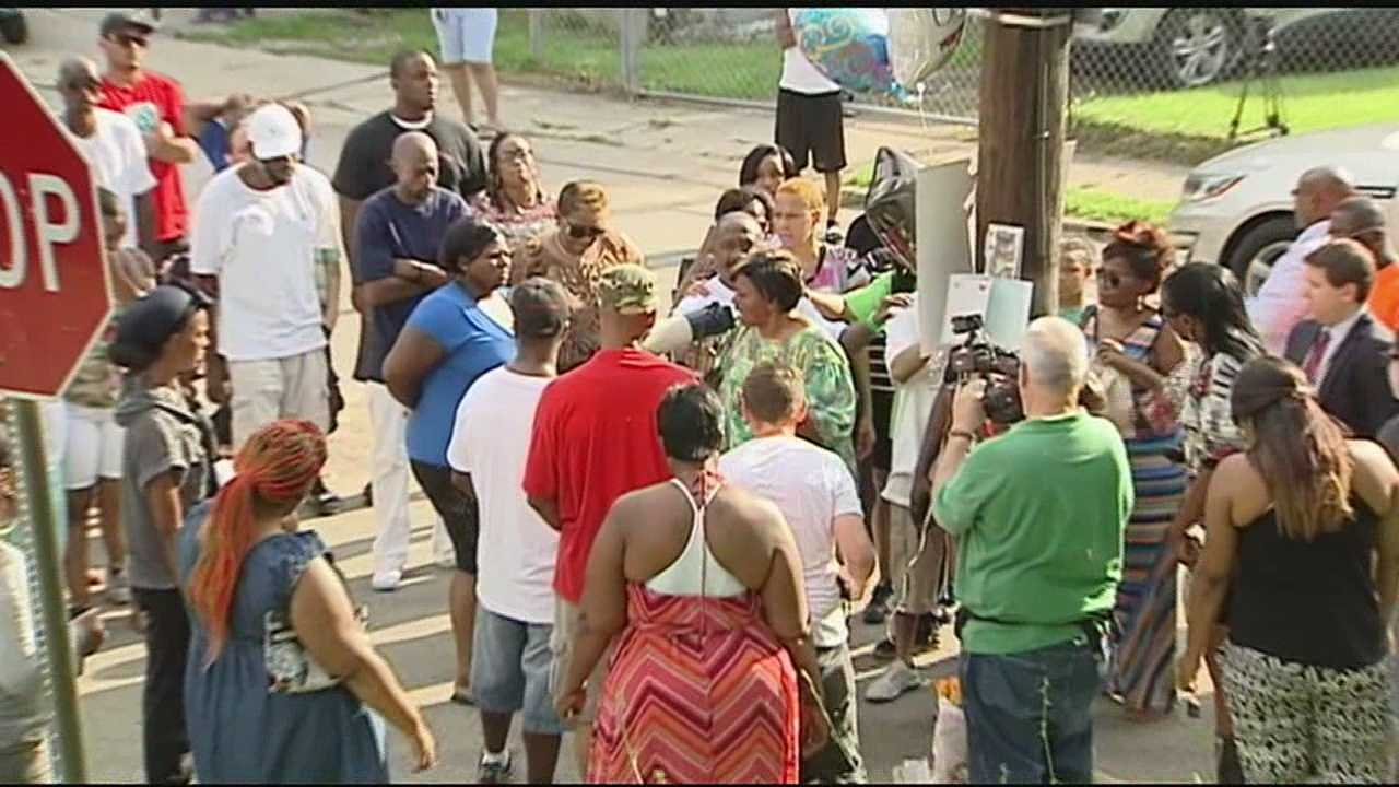The family of Sam Dubose is upset and confused over how a minor traffic violation turned into a fatal shooting Sunday evening.