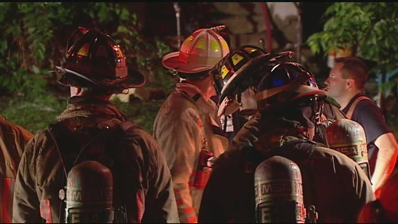 Danger is inherently part of a firefighter's job, but Alter said the threat to his crew while they were putting out the blaze on Sunday at a vacant Avondale home was both unexpected and unacceptable.