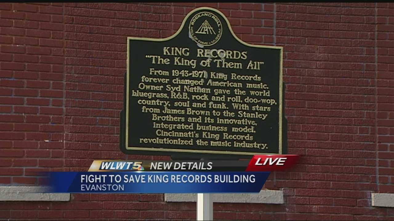 Community strives to save former King Records building