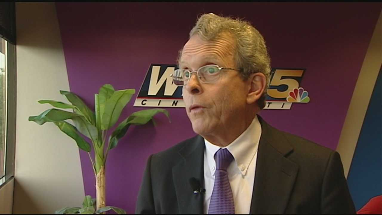 Ohio Attorney General Mike DeWine said his office has not been asked to play a role in the investigation, and he has not seen the recording, but he has been in contact with Deters.