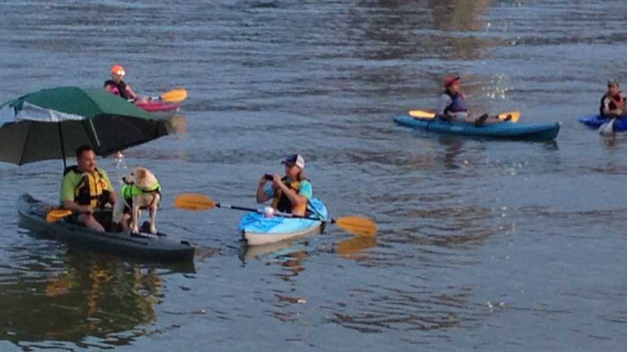 Paddlefest 2015Coney Island to Public LandingSunday, Aug. 2 - begins at 7:30 a.m.After bad weather pushed back the date for Paddlefest, the time has come again! Either join in on the paddling or just enjoy the festivities as the river is filled with paddlers.All information for the event can be found here
