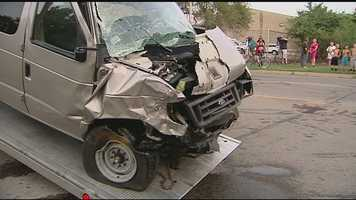 A woman was killed and nine other children injured in a deadly accident in Middletown.