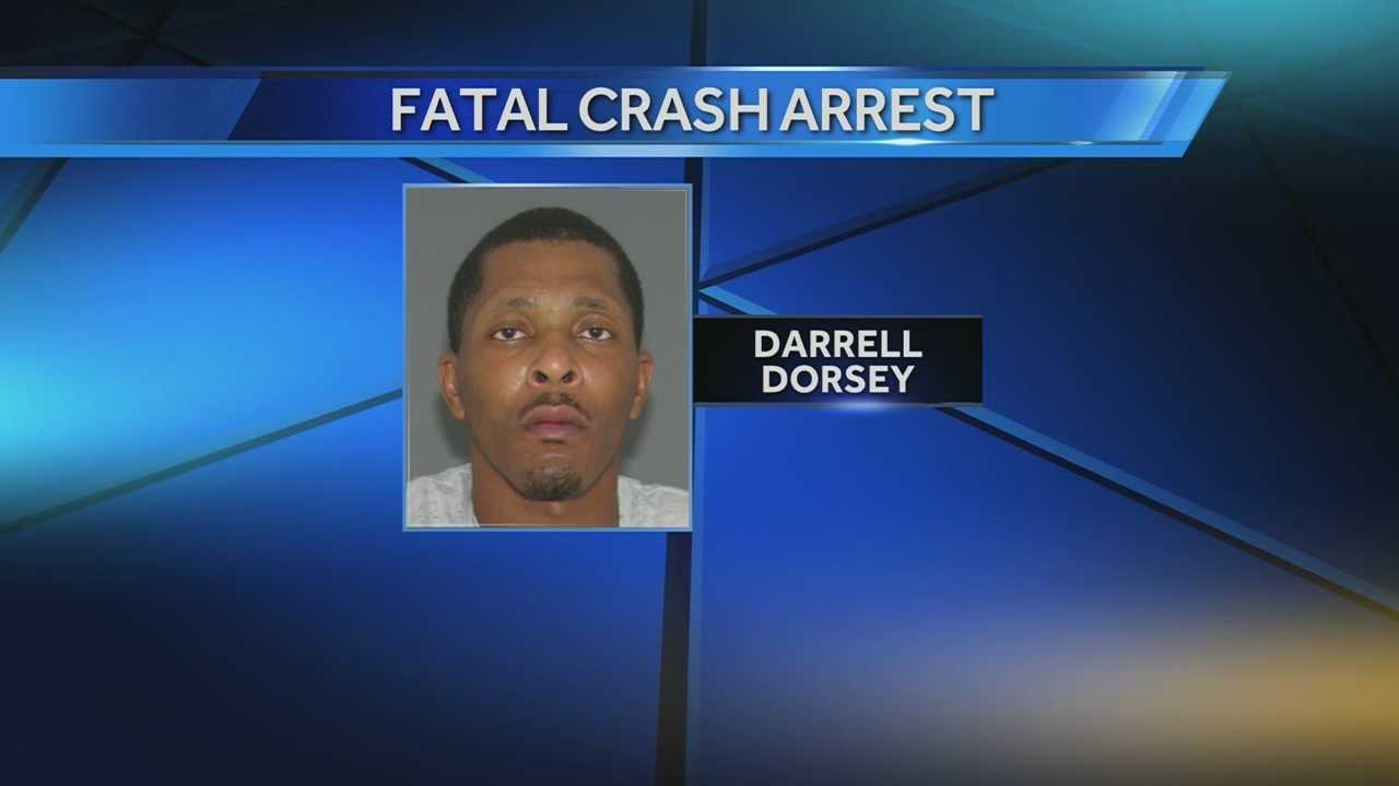 One person was killed and another person was injured in a crash early Sunday morning in Cincinnati, police said.Darrell Dorsey, 36, drove through a red light on Beekman Street in Millvale and struck another vehicle around 12:30 a.m., police said.