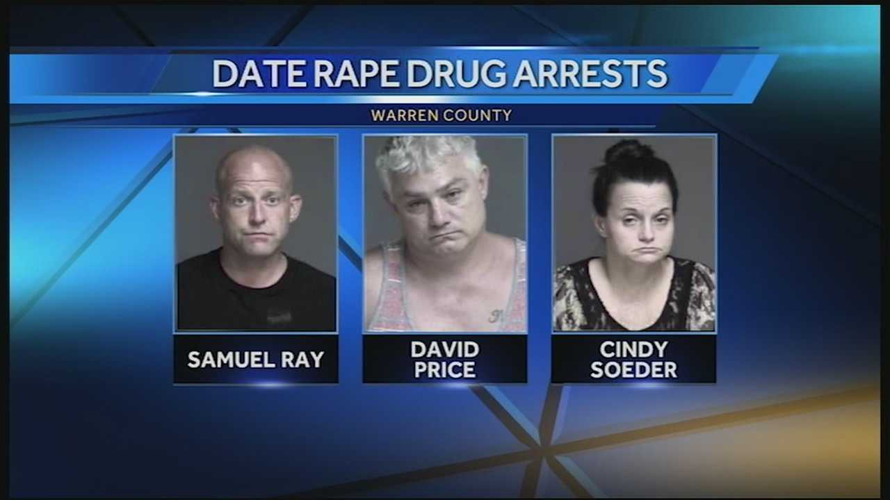 The Warren County Sheriff's Office said it's made one of the biggest seizures of a 'date rape' drug in the region.