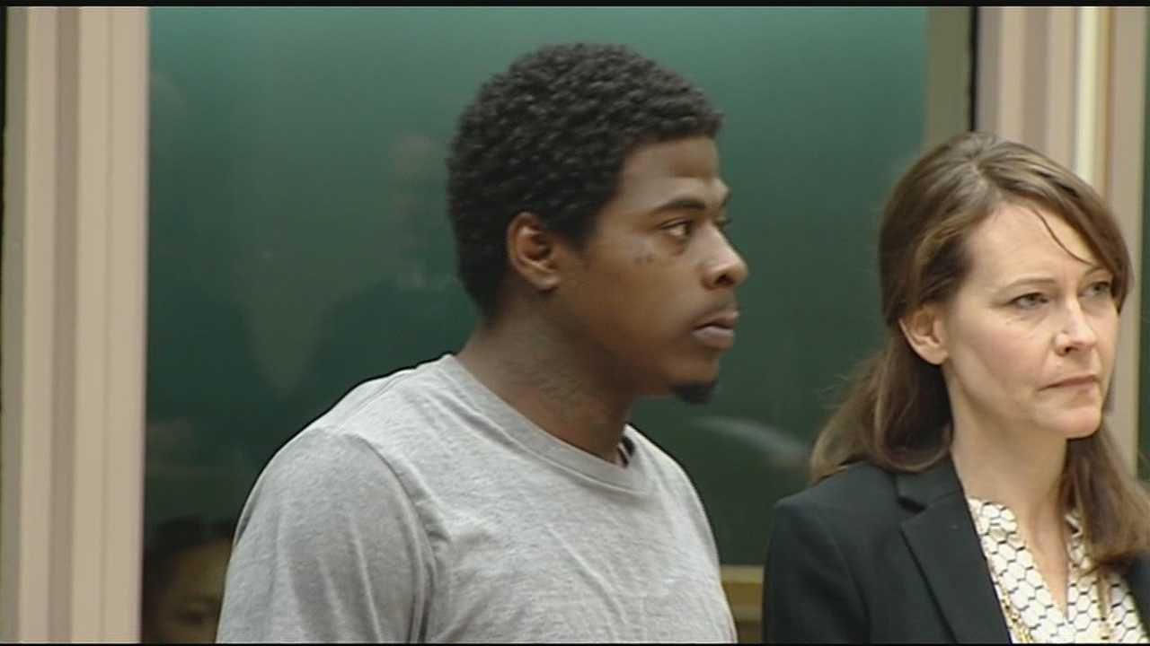 Cordaro McGhee, 25, is facing charges that could potentially send him to Ohio's death row.