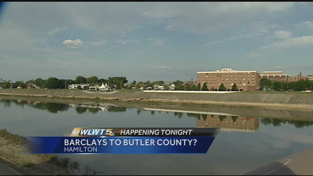 Barclays would bring 1,500 jobs to Hamilton, but in exchange the company wants Hamilton to give it a multi-million dollar tax credit.