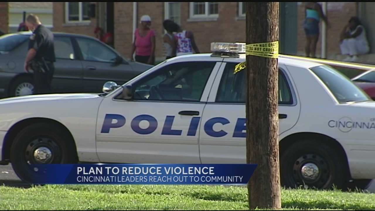 Cincinnati Mayor John Cranley is making an effort to assess the level of violent crime in the city this summer.