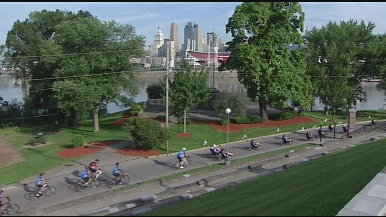 The Wounded Warrior Project holds first Cincinnati Soldier ride Aug. 13-15.