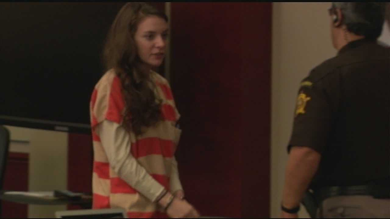 A judge sentenced Shayna Hubers on Friday to 40 years in prison for the 2012 death of Ryan Poston.