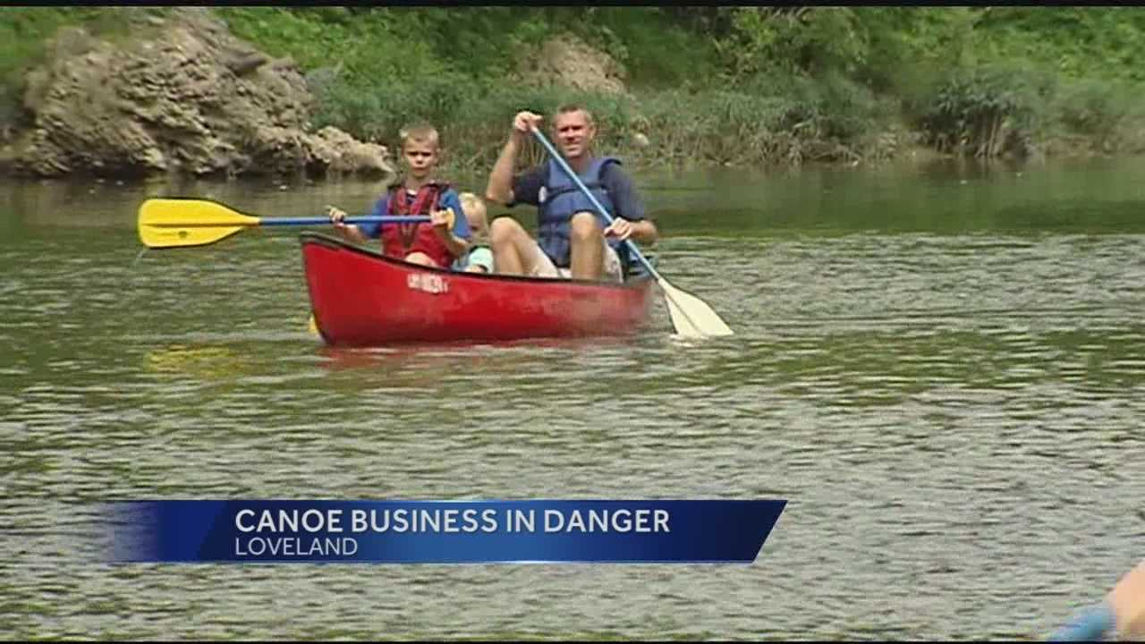 Loveland Canoe and Kayak as well as city leaders are hopeful they can come to a resolution so people can enjoy the Little Miami River, from Loveland for years to come.