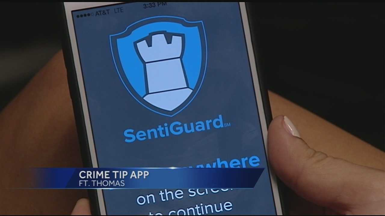 Fort Thomas PD debuts crime tip app