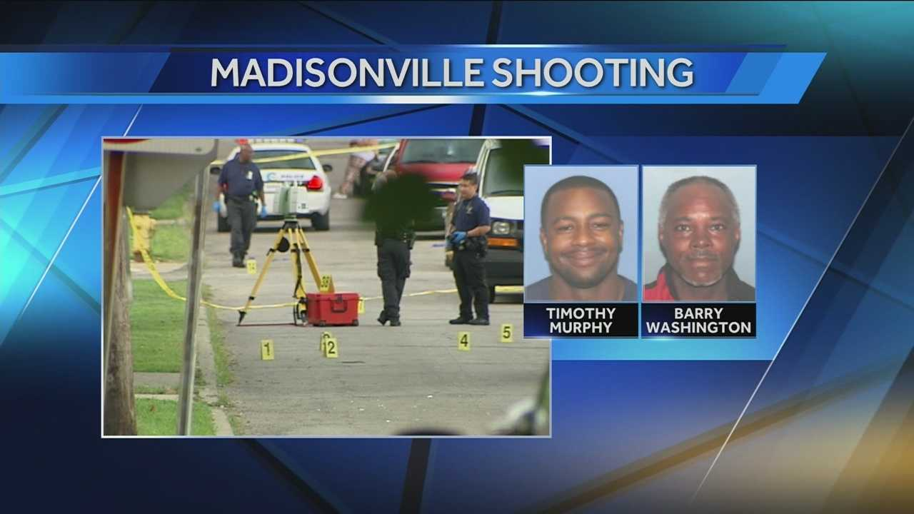 Police are investigating a shooting in Madisonville late Friday night that left two people dead.