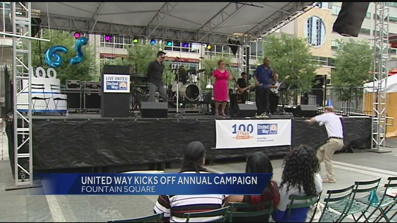 United Way Kickoff