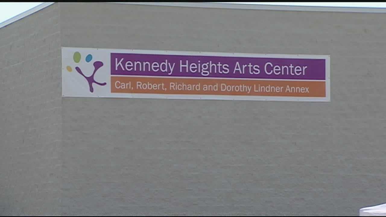 The opening of the Kennedy Heights Arts Center turned Montgomery Road into a pathway to art. It is a pathway that residents like Vickie Johnson said is more than welcomed.