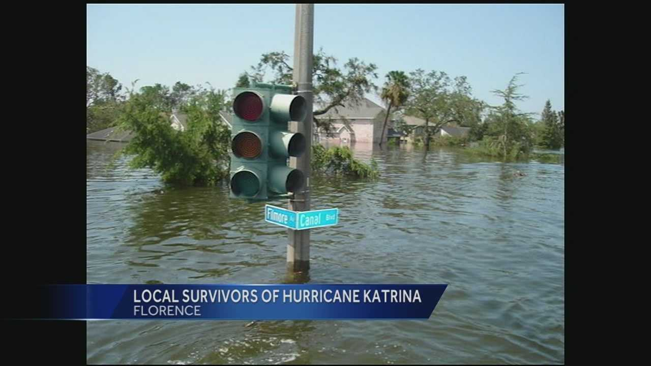 Hurricane Katrina survivor reflects on the storm's 10th anniversary